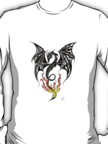 dragon flame T-Shirt