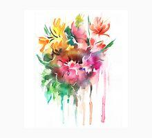 Flowers. Watercolor illustration Unisex T-Shirt