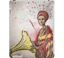 Vulnavia, Abominable, Doctor Phibes, Art, Print, Vincent Price, 70's, Musical, Horror Movie,Mad scientist, B Movie, bmovie, joe badon, cult classic, cult, Revenge, Plagues, saw iPad Case/Skin