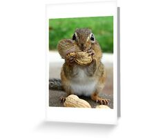 Overstuffed Greeting Card