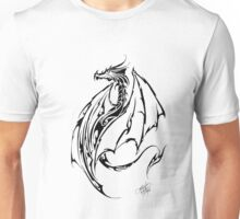 tribal dragon Unisex T-Shirt