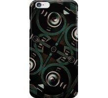 Futuristic Iron Structrure iPhone Case/Skin