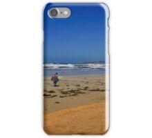 An Australian Surfing Beach iPhone Case/Skin