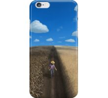 Sow and Reap iPhone Case/Skin