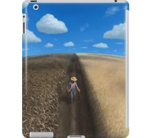 Sow and Reap iPad Case/Skin