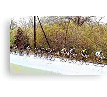 Tour de Trump Canvas Print