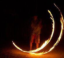 fire circle by garish82