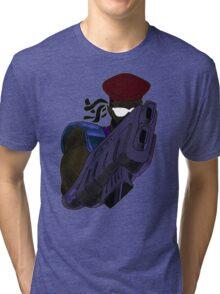 Major Lazer Tri-blend T-Shirt