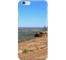 From opening of Kings Canyon N.T. Australia. iPhone Case/Skin