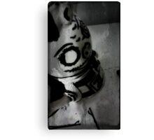 strange jar Canvas Print