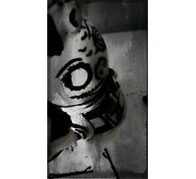 strange jar Photographic Print