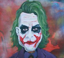 Joker by Danny Jackson