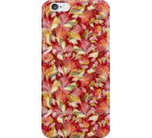 Romantic Petals iPhone Case/Skin