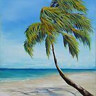 South Florida Palm by Nancy  Asbell