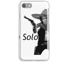 Juan Solo iPhone Case/Skin