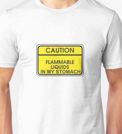 I'M FLAMMABLE  Unisex T-Shirt