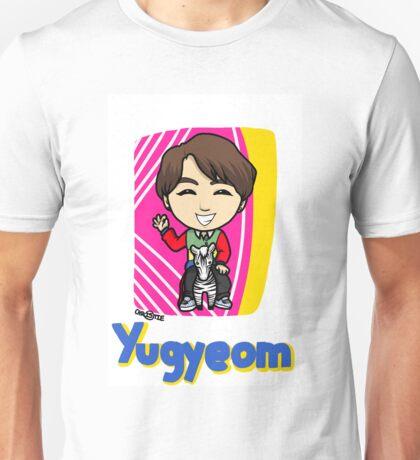 GOT7 딱 좋아 Yugyeom Unisex T-Shirt