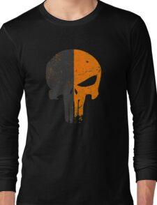 Punisher Deathstroke Long Sleeve T-Shirt
