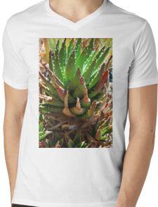 Prickly Customer Mens V-Neck T-Shirt