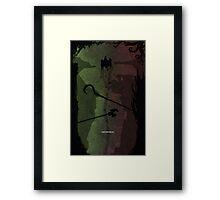 Unstoppable Framed Print