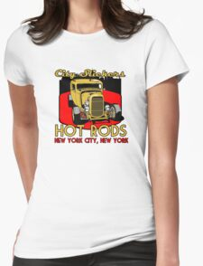City Slickers Womens Fitted T-Shirt
