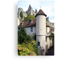 Old chateau Canvas Print