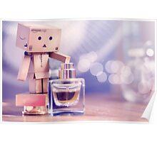 Danbo Fragrance  Poster