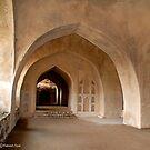 INSIDE GOLCONDA FORT by RakeshSyal