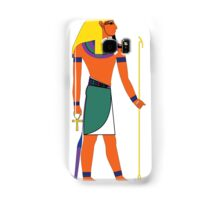 Atun [FRESH Colors] | Egyptian Gods, Goddesses, and Deities Samsung Galaxy Case/Skin