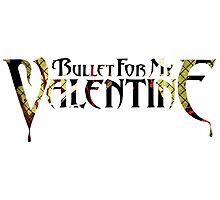 "Bullet For My Valentine ""Hand of Blood"" Logo by SupremeRedditor"