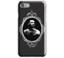 "Conor McGregor ""King"" Version 1 iPhone Case/Skin"