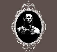 """Conor McGregor """"King"""" Version 1 Mens V-Neck T-Shirt"""