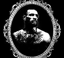 """Conor McGregor """"King"""" Version 1 by tshirtsrus"""