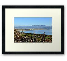 Inch and Carrauntouhil, Co. Kerry Framed Print