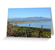 Inch and Carrauntouhil, Co. Kerry Greeting Card
