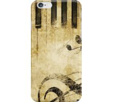 Old Music iPhone Case/Skin