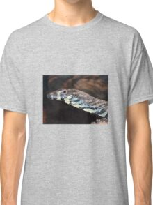 Lace Monitor Lookout Classic T-Shirt