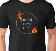Phoenix or the Flame Unisex T-Shirt