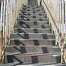 Up The Steps by Fury Iowa-Jones