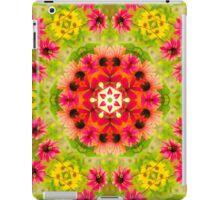 Echinacea garden iPad Case/Skin