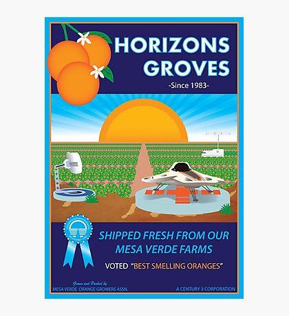 Horizons Groves Photographic Print