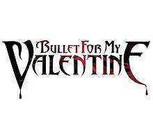 "Bullet For My Valentine ""The Poison"" Logo by SupremeRedditor"