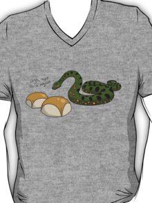 Anacondas Seriously Don't Even Like Buns T-Shirt