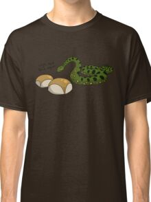 Anacondas Seriously Don't Even Like Buns Classic T-Shirt