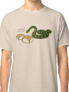 Anacondas Seriously Don't Even Like Buns Classic T-Shirt