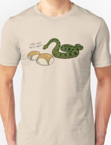 Anacondas Seriously Don't Even Like Buns T-Shirt