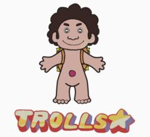 Steven Trollverse Kids Clothes