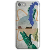 Breaking Bad Beaker iPhone Case/Skin