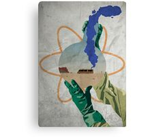 Breaking Bad Beaker Canvas Print