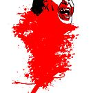 Red Laugh by Steve's Fun Designs